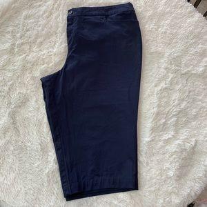 Croft Barrow Capri Pants Size 18W